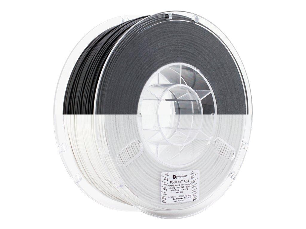 polymaker polylite asa black white mix 175 spool picture asymmetric 700x700
